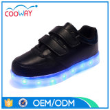 جديدة تصميم أطفال [لد] يبيطر إبزيم [بو] علبيّة عرضيّ [لد] حذاء رياضة