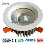 Éclairage d'intérieur léger économiseur d'énergie de l'ÉPI DEL du CREE 60W vers le bas
