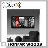 Bâti en bois de photo d'art de mur de Mulit/cadre de tableau mignon avec du bois