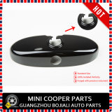 Lo specchio interno di piccolo stile Chequered delle Automatico-Parti copre Mini Cooper R55-R61