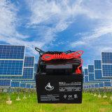 12V 38ah wartungsfreie VRLA Solarbatterieleitungs-Säure-Batterie