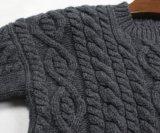 Stijl van het Ontwerp van de douane breit de Klassieke Nieuwe de Trui van de Cardigan van de Sweater met de hand