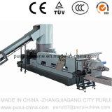 Máquina de granulación de la granulación del plástico para PP+EPS (película médica)