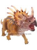 Brinquedo do dinossauro do animal selvagem do PVC do plástico para a decoração