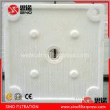 Type automatique de plaque de chambre de qualité filtre-presse pour la pharmacie