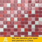 Heiße Farben-Kristallgras-Mosaik des Verkaufs-4mm für Swimmingpool-Farben-Panel-Serie (Farbe P07/P08/P09)