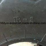 Pneumáticos da segadeira do pneumático 21.5L-16.1 em R-1, tipo do avanço do pneumático da agricultura
