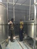 Terminar a linha de produção Flavored do suco