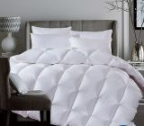 ホームのための完全な双生児300tの白いガチョウの慰める人