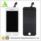 iPhone 5sのための品質AAAの携帯電話スクリーン元のLCD