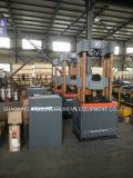 Machine de test universelle servo électrohydraulique automatisée (WAW-100B)