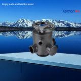 Большой клапан регулирования потока воды для водоочистки