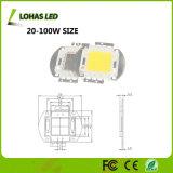 3V-12Vハイパワー10W 20W 30W 50W 100W LED COBチップ