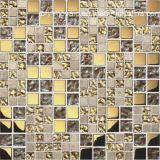 Mosaico de cristal del espejo del azulejo de la pared del cuarto de baño (FY182)