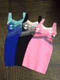 Neueste Form-Steigung-elastische Dame-Kleidung
