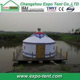 Tente mongole dans le constructeur de la Chine