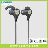 Les plus défunts écouteurs sans fil Bluetooth 4.1 écouteurs de Bruit-Annulation de qualité en métal