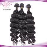 Само лучше продающ никакие линяя волос бразильянина девственницы оптовых волос свободно образцов Unprocessed