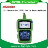 IMMO stelde de Aanpassing van de Odometer van Obdstar van het Hulpmiddel F101 voor Toyota en voor de Spaander van G van de Steun Lexus terug