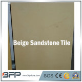 2017 Hot Sale Beige Natural Sandstone Tiles for Flooring / Wall Cladding / Pavé