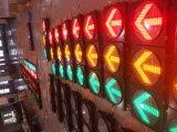 Medidor de piscamento da contagem regressiva do diodo emissor de luz do projeto novo para o tráfego
