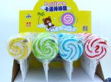 Caramelo creativo artificial del arco iris del círculo
