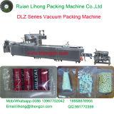Voll automatisches kontinuierliches Essen-vakuumverpackende Maschine der Ausdehnungs-Dlz-420