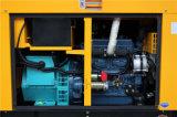 O gerador Diesel silencioso chinês de 165kVA 132kw Sdec pertence ao gerador do agregado familiar