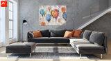 Pintura al óleo hecha a mano de la lona del globo del aire caliente de la decoración de la pared