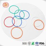 Anéis-O moldados dos anéis-O de Siilcone fabricante de borracha