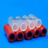 Sb-Srt a temperatura elevata del tubo di gomma del silicone dell'isolamento ISO9001-2008