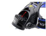 Emergency nachladbarer Hauptscheinwerfer 2000 der Fackel-LED der Leistungs-LED des licht-T6