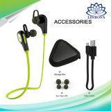 Controllo non magnetico di Bluetooth della cuffia avricolare di Bluetooth 4.1 delle cuffie di sport di Bluetooth del trasduttore auricolare dell'in-Orecchio della cuffia avricolare stereo a distanza senza fili del Mic