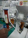 Distribuidor automático de pegamento de cuatro ejes hecho en China para el paquete semiconductor