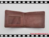 Tipos espertos da carteira da parte superior 10 da segurança superior do couro da classe para homens