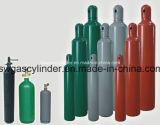 bombole per gas dell'acciaio senza giunte di 50L ISO9809/GB5099