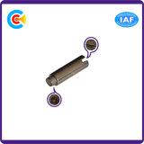 L'estampage des pièces a fixé le Pin d'opération encoché par mot pour le matériel de forme physique