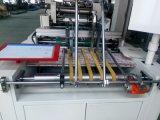 Máquina GK-650t de línea única ventana para pegar cajas de cartón
