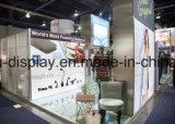 Stand créateur de cabine de salon d'exposition faite sur commande de Ces