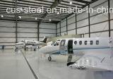 Vorfabrizierter Flugzeug-Hangar/StahlStrcuture Flugzeug-Hangar