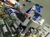 Etiqueta de superficie plana máquina troqueladora con rebobinador de residuos