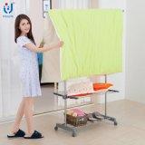 Многофункциональная одиночная вешалка одежд штанги регулируемая