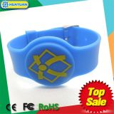 Fitness Center Tk4100 EM4200 Wasserdichtes Silikon RFID Sequenzuhr Armband
