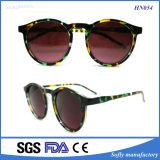 Горячие самые лучшие продавая пластичной солнечные очки впрыски поляризовыванные рамкой