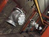 API/ASME/ANSI Kohlenstoffstahl-/Cast-Stahl-/des Wcb Edelstahl-150lb-1500lb Schwingen-Rückschlagventil, geflanschte Enden