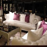 وقت فراغ حديثة يعيش غرفة قطاعيّة أريكة جلد أريكة
