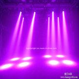 عمليّة بيع حارّ مصغّرة [36بكس3و] [لد] متحرّك رئيسيّة حزمة موجية يشعل تأثير [لد] بقعة ضوء