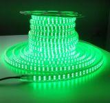 Farbe, die 110V 220V SMD5050 RGB LED Streifen-hohe Helligkeit ändert
