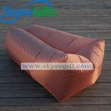 Grün-blaues Großhandelsgelb kann über 250kg Luftsack-Sofa tragen