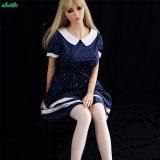 Jouet de sexe pour la poupée réelle d'amour de jeunes silicones japonais sexy de filles des hommes pleins